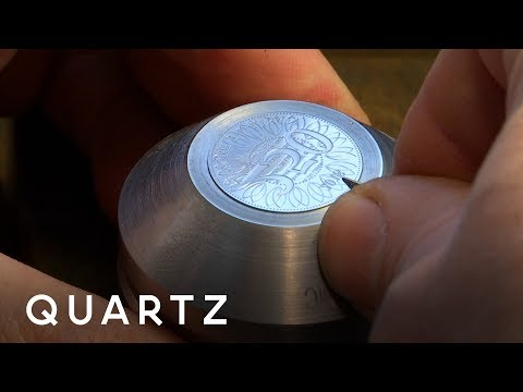 The French mint that makes the world's money