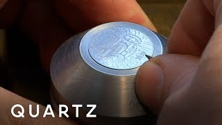 The French mint that makes the world