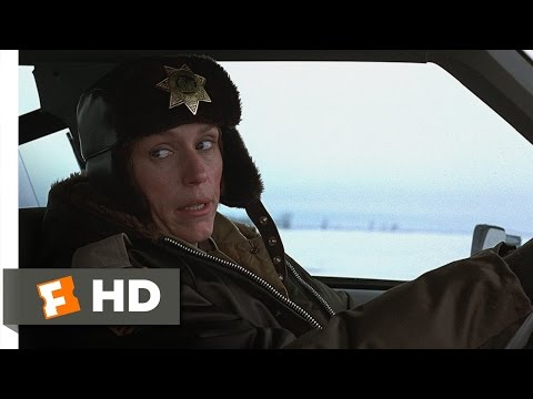 Fargo (1996) - Officer Lou's Police Work Scene (8/12) | Movieclips