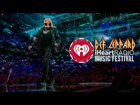 Crystal - WATCH:  Def Leppard's iHeart Fest Backstage Pass