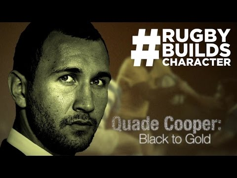 Wallabies' Quade Cooper: Black to Gold