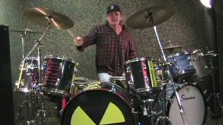 My Generation by The Who (Part 2) with Bert Switzer On Drums
