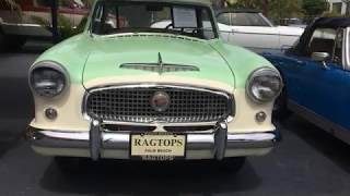 Impromptu Review - Small Cars - Episode No. II - The Nash Metropolitan