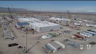 FOX 13 News 360: Construction on the new Utah State Prison site