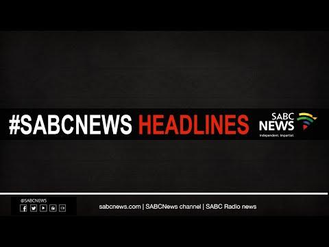 #SABCNews AM Headlines   30 November 2020
