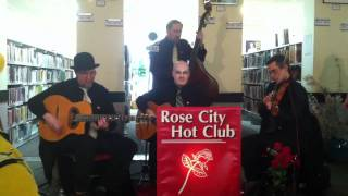My Window Faces the South - Rose City Hot Club