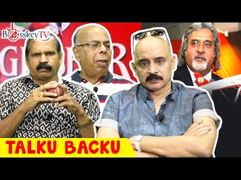 Vijay Mallya RCB - Royal Challenger of Banks | Talku Backu | Bosskey TV | Funny Tamil Debate Series