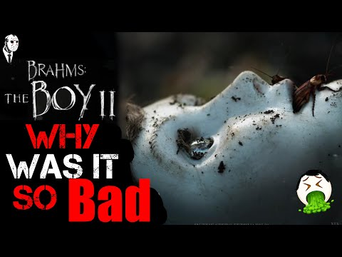Brahms the Boy 2 (2020) Why was it so BAD 🤮