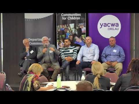 Trauma Informed Practice Discussion Forum (Perth, May 2018)- hosted by Joel Richards and Taku Mbudzi