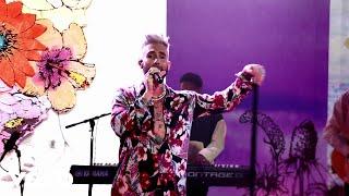"""Maroon 5 """"Beautiful Mistakes"""" ft. Megan Thee Stallion (Jimmy Kimmel Live!)"""