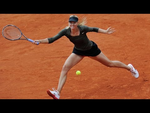 Maria Sharapova Suspended From Tennis After Admitting Failed Drug Test #Sharapova