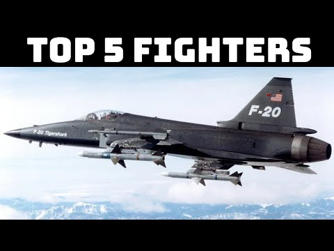Top 5 Fighters