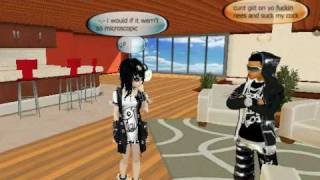 imvu noob fight