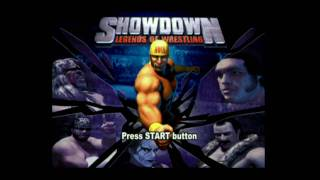 Showdown - Legends Of Wrestling PS2 Review.