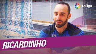 Ricardinho, un mago del fútbol sala