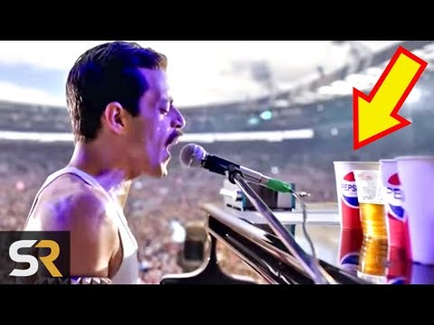10 Hidden Details You Missed In Bohemian Rhapsody