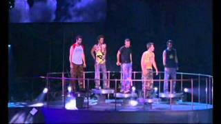 N Sync - God Must Have Spent A Little More Time On You (Live at PopOdyssey Tour 2001) [HD]