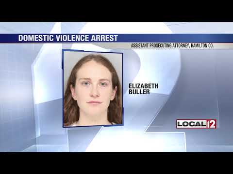 Hamilton County assistant prosecuting attorney arrested for domestic violence