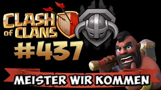 CLASH OF CLANS #437 [FACECAM] ★ MEISTER WIR KOMMEN MIT SCHWEINE ★ Let's Play COC ★ German Deutsch HD