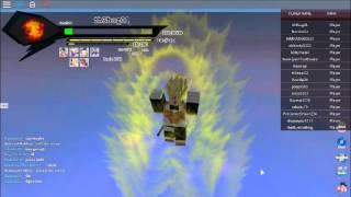 roblox dragon ball z fp part 4 (bugs cam)