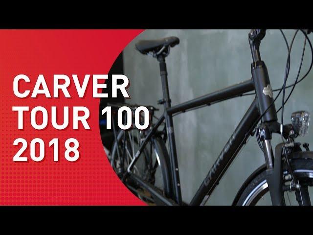 carver tour 100 28 zoll bestellen fahrrad xxl. Black Bedroom Furniture Sets. Home Design Ideas
