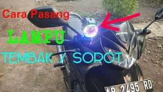 Video Cara Memasang Lampu Tembak LED / Sorot Di Motor Bebek download MP3, 3GP, MP4, WEBM, AVI, FLV September 2018