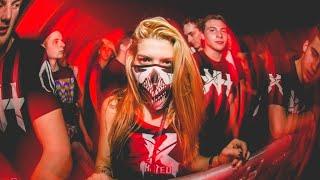 Tiësto - Red Lights (Rewildz Hardstyle Bootleg)   HQ Lyric Videoclip