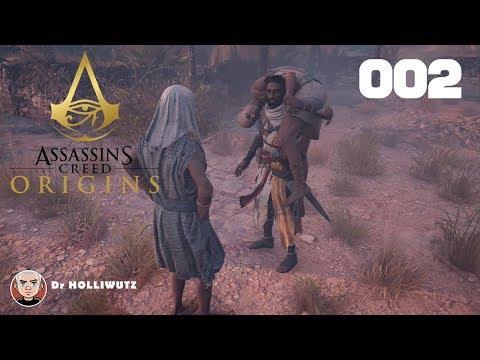 Assassin's Creed Origins #002 - Familienzusammenführung [PS4] | Let's play Assassin's Creed Origins
