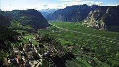 Bilder aus Südtirol mit Hymne und animierter Flagge
