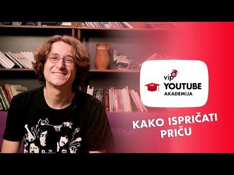 Jan Kovačić - Kako ispričati priču | Vip YouTube Akademija 2.0