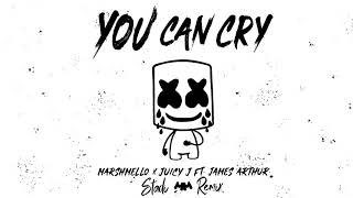 Marshmello x Juicy J   You Can Cry Ft  James ArthurSTADI REMIX