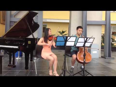 Adagio, Albinoni (Violin and Cello)