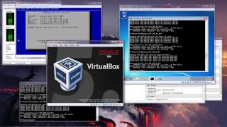 VirtualBox Networking - Ping Test