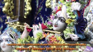Achutastakam - HG Ananta Nitai Prabhu