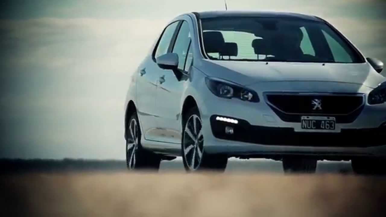 peugeot 308 i restyl e 2015 argentine vid o officielle hd youtube. Black Bedroom Furniture Sets. Home Design Ideas