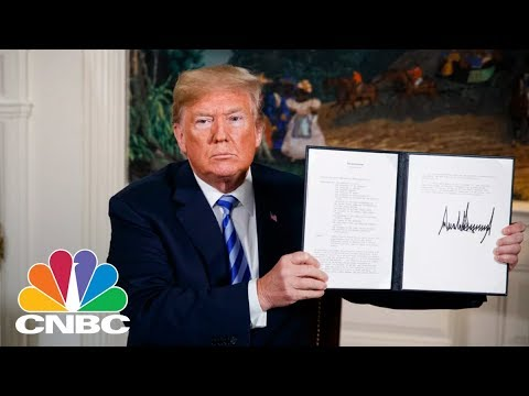 Week In Review: President Donald Trump Exits Iran Deal | CNBC