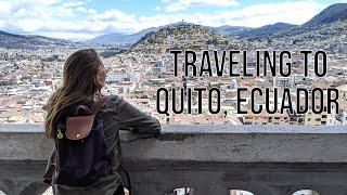Gambar cover Traveling to Quito, Ecuador | Ep.  7