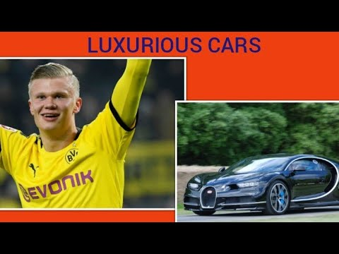 Erling Haaland Luxurious Car Collection 2020 Youtube