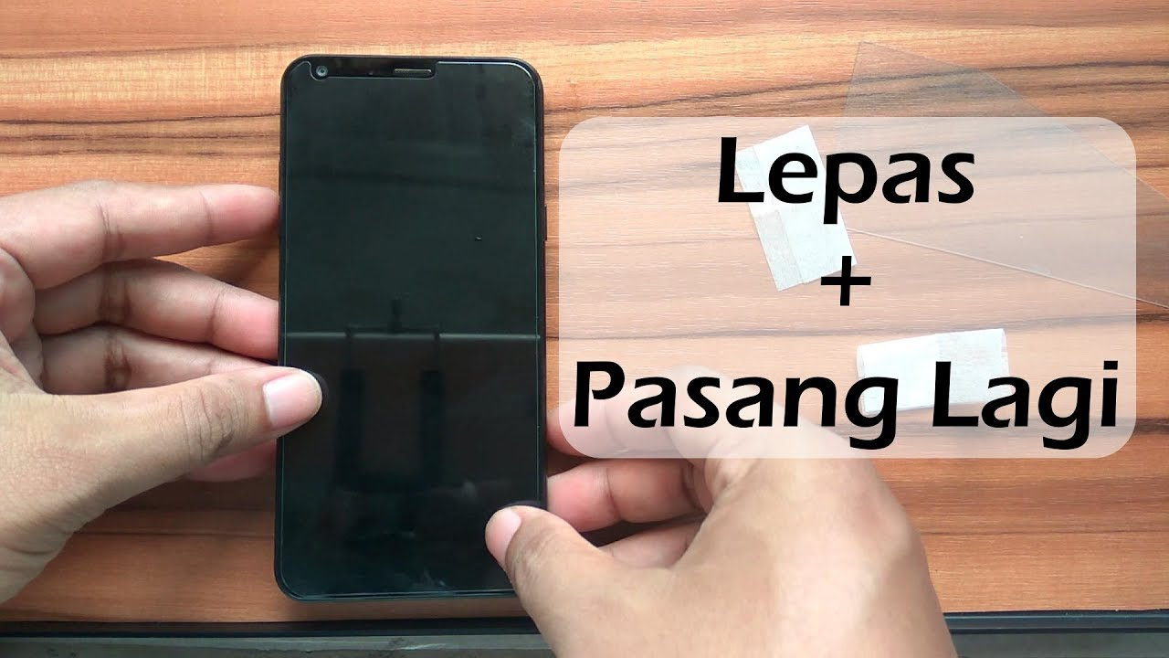 Cara Melepas Tempered Glass Pasang Lagi Youtube Xiaomi Poco Phone F1 Anti Gores Kaca Full Lem 5d
