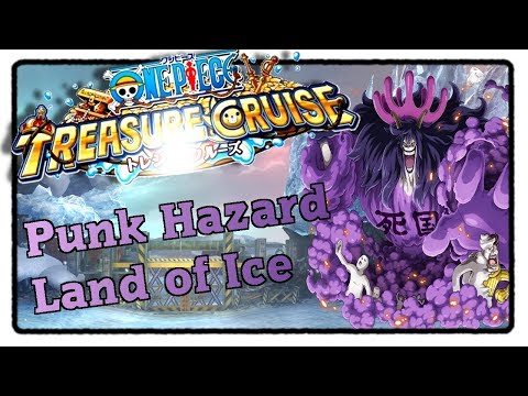 Punk Hazard Land of Ice 8-14 [2/2] - One Piece Treasure Crui