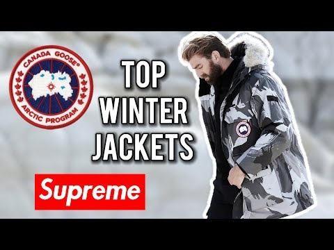 Top Best Winter Jackets To Buy In 2020 | Canada Goose, North Face, Supreme, Nobis, Mooseknuckles