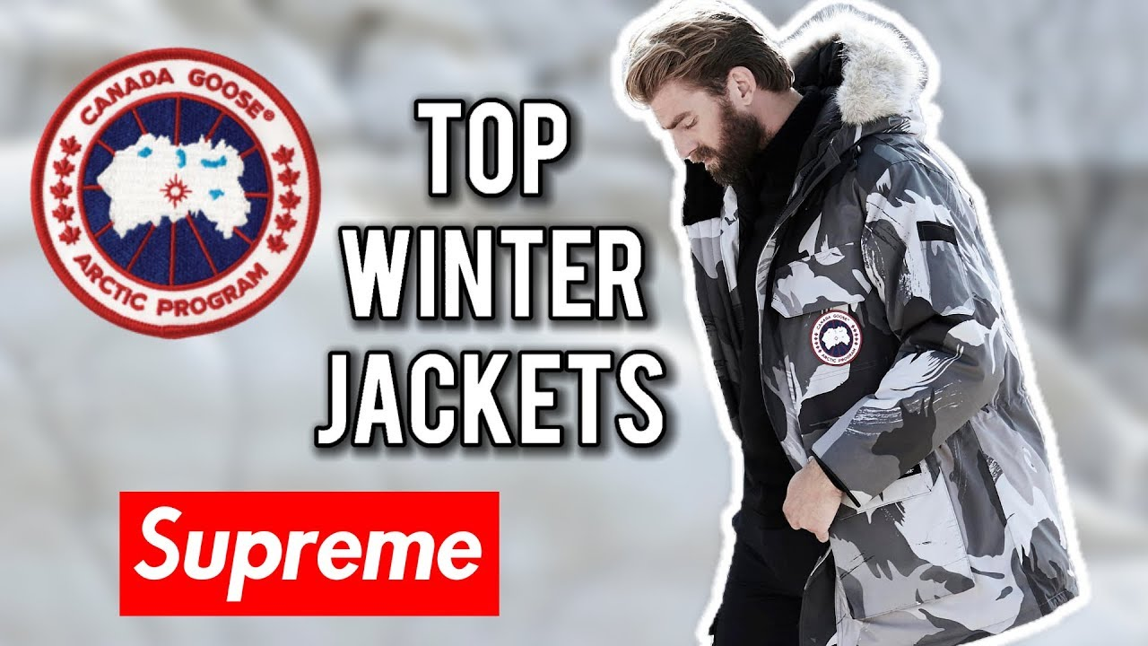 4659cbb4d87 Top Best Winter Jackets To Buy In 2017 | Canada Goose, North face ...
