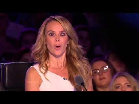 Видео, Неожиданное и очень смешное выступление Владимира на шоу  Британия ищет таланты  потрясло всех до гл