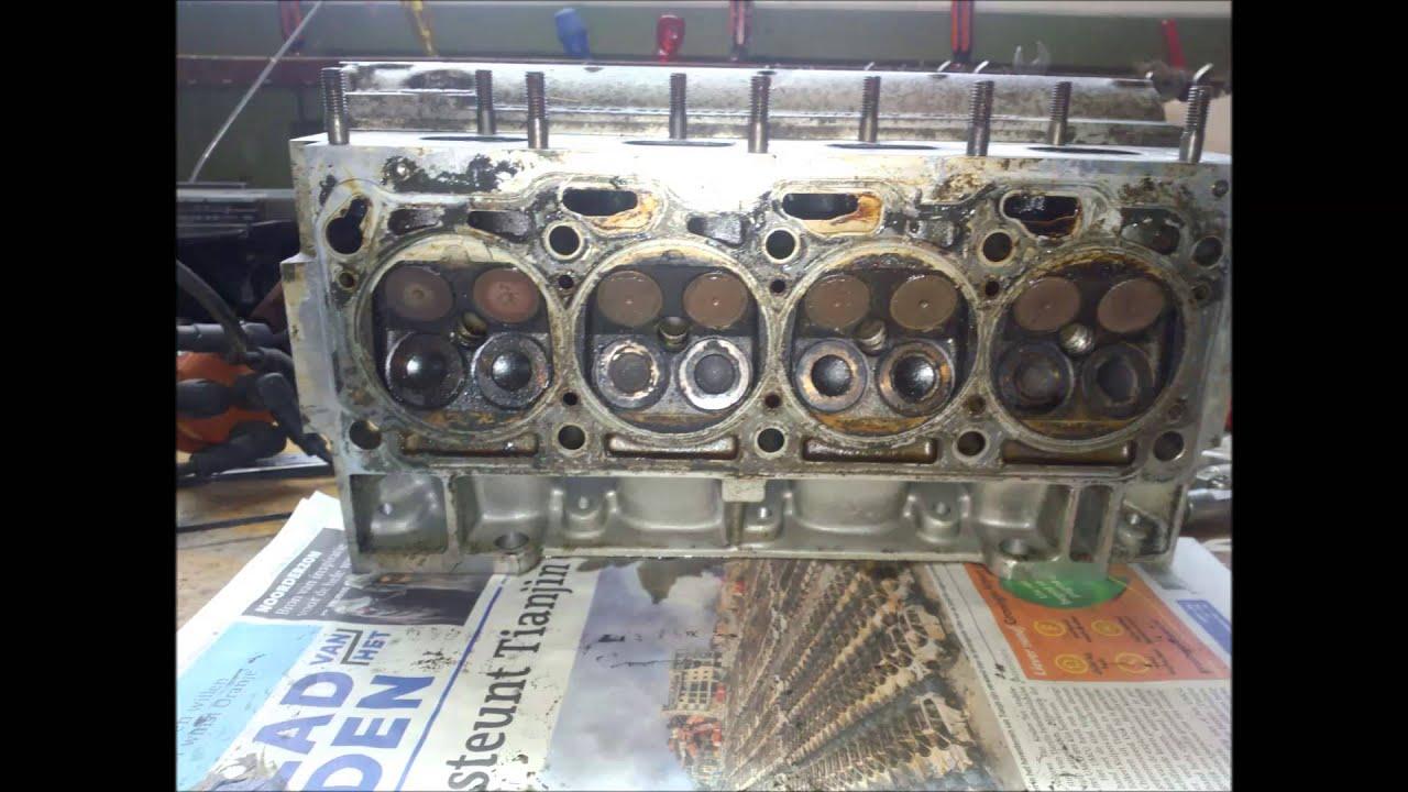 Cylinderhead Rebuilt Polo 6n 1 4 16v