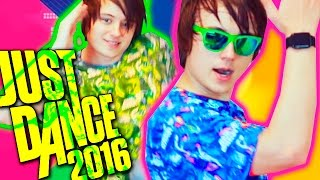 ХУДШИЙ ТАНЦОР В МИРЕ | Just Dance 2016