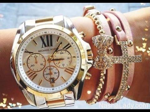Модные Женские Наручные ЧАСЫ - 2017 / Fashionable Womens Wrist Watches