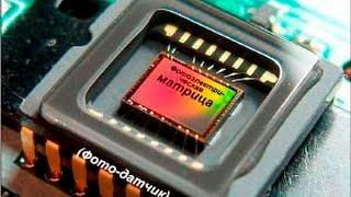 как делают матрицы цифровых камер