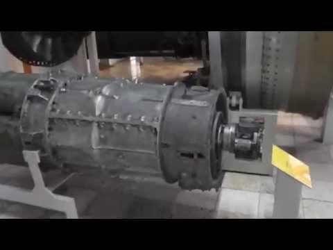 Junkers Jumo 004 - Das erste Strahltriebwerk der Welt