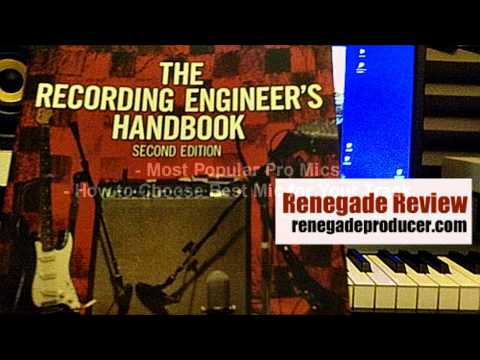 Renegade Review: The Recording Engineer's Handbook