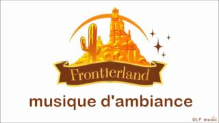 Frontierland - Walk to the Bunkhouse